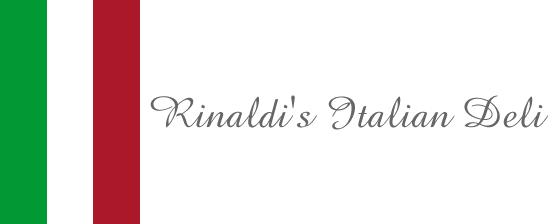 Rinaldi's Italian Deli & Caterubg